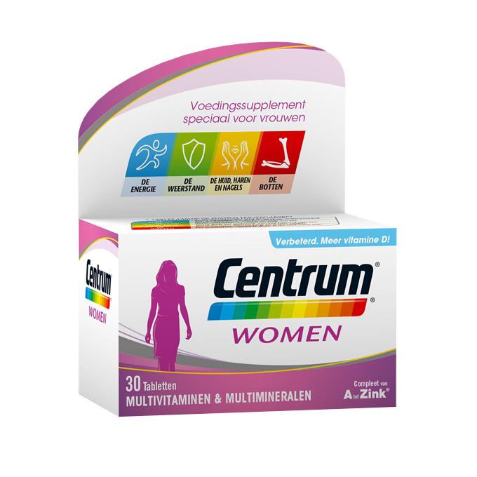 Image of Centrum Women 30 Tabletten