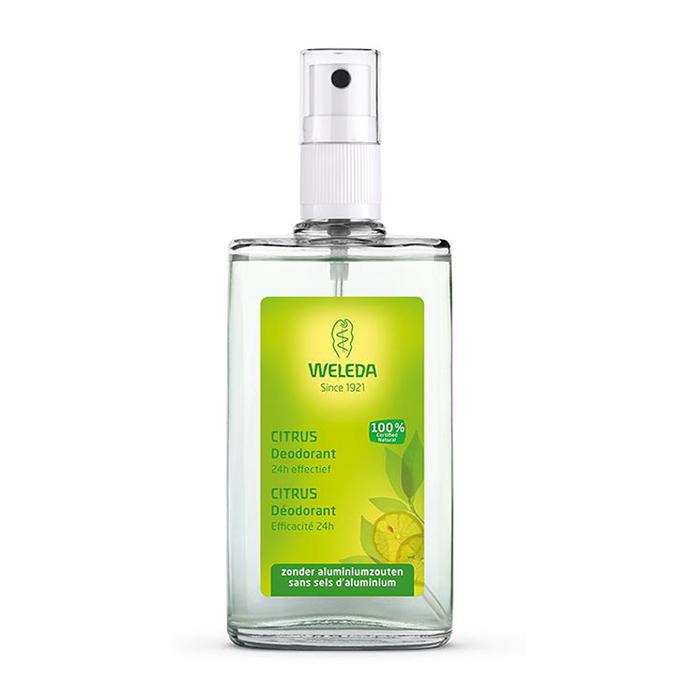 Image of Weleda Citrus Deodorant 100ml