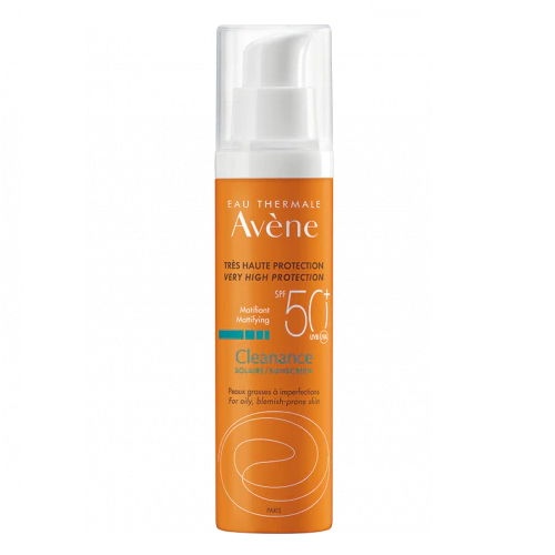 Image of Avène Zon Cleanance Solaire SPF50+ 50ml