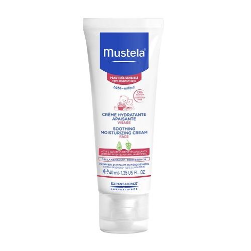 Image of Mustela Hydraterende Verzachtende Crème Zeer Gevoelige Huid 40ml