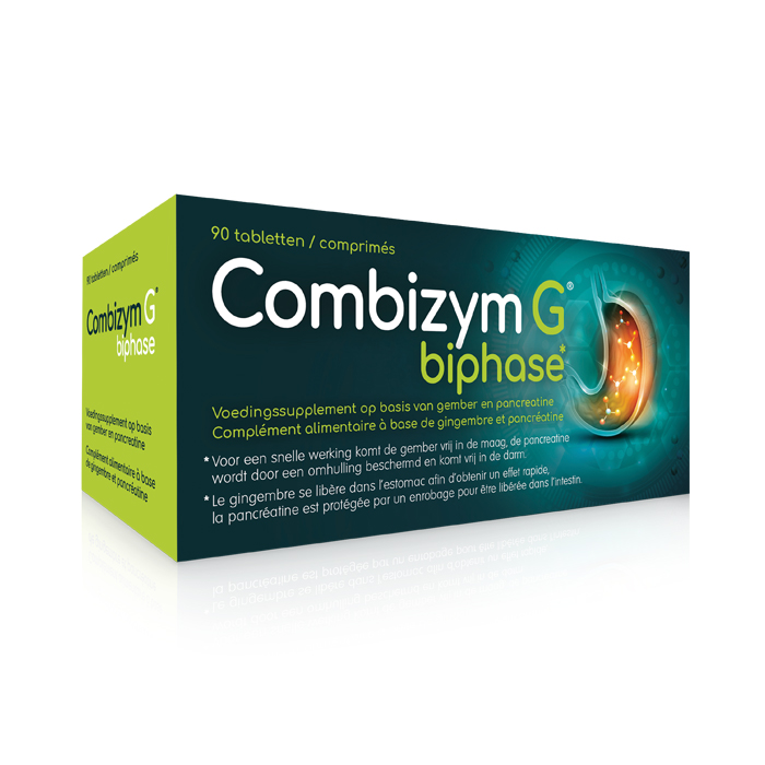 Image of Combizym G Biphase 90 Tabletten