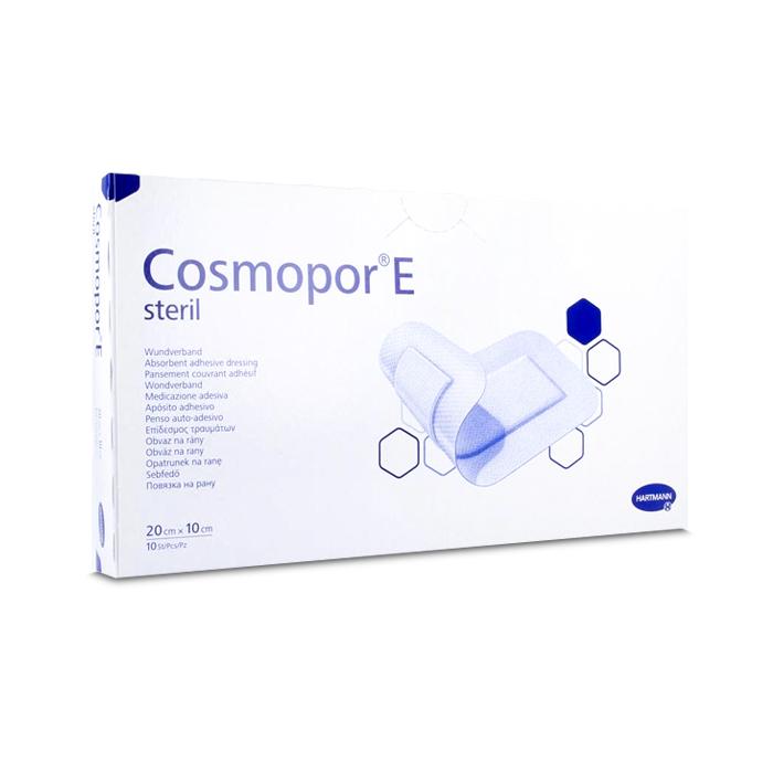 Image of Cosmopor E Steriel Zelfklevend Wondverband - 20x10cm - 10 Stuks