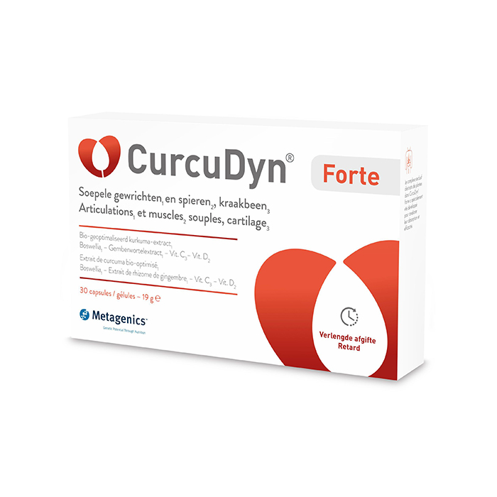Image of Curcudyn Forte 30 Capsules