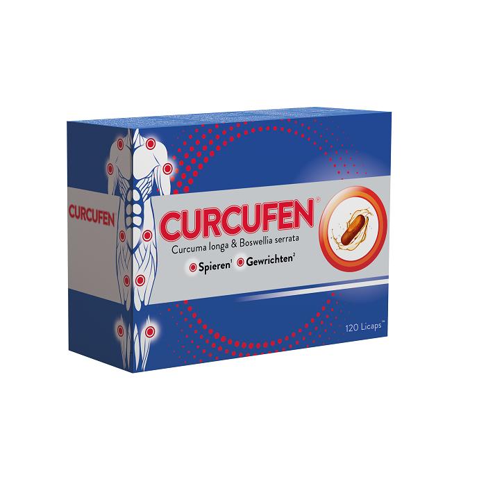 Image of Curcufen 120 Capsules