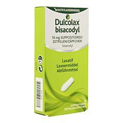 Dulcolax 10mg 10 Zetpillen