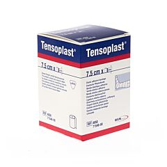 Tensoplast Band 7,5cmx4,5m 1 Stuk