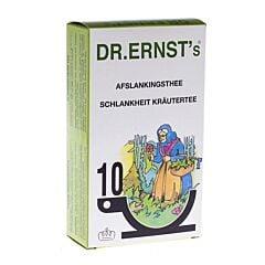 Dr Ernst Nr 10 Thee Vermagerend 80g