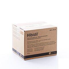 Hibidil Solution pour Application Cutanée 240 Unidoses x 15ml