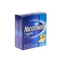 Nicotinell 7mg/24h 21 Patchs