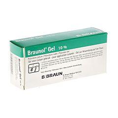 Braunol Gel 10% Tube 100g