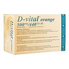 D-Vital 500mg/440UI Orange 30 Sachets