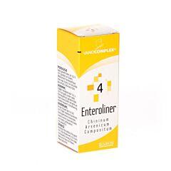 Vanocomplex N4 Enteroliner Gouttes Flacon 50ml