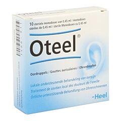 Heel Oteel Douleurs de lOreille 10 Monodoses de 0,45ml
