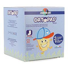 Ortopad Junior For Boys Compresse Ocul 50 73321