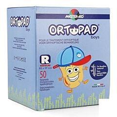 Ortopad Regular For Boys Compresse Ocul 50 73324