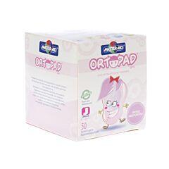 Ortopad Junior For Girls Compresse Ocul 50 73221