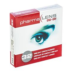 Pharmalens One Day -8,50 32 Stuks