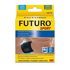 Futuro Aanpasbaar Polsbandage Zwart 1 Stuk