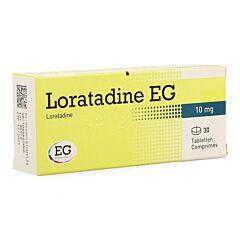 Loratadine EG 10mg 30 Tabletten