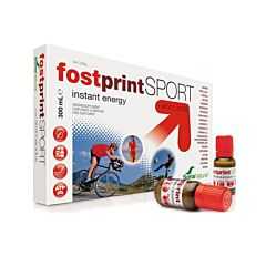 Soria Fost Print Sport Ampoules Buvables 20x15ml