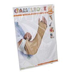 Cameleone Volledige Arm Open Zonder Duim Beige S 1 Stuk