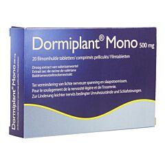 VSM Dormiplant Mono 20 Tabletten