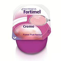 Fortimel Crème Fruits de la Forêt Pot 4x125g