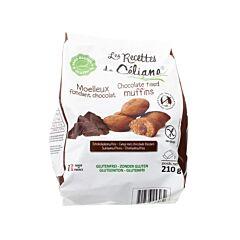 Celiane Cakeje Hart Chocolade Glutenvrij 210g