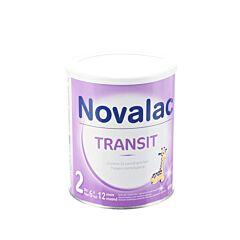 Novalac Transit 2 Lait De Suite Pdr 800g