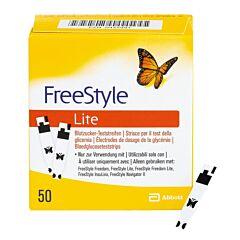 Freestyle Lite Strips 50 Stuks