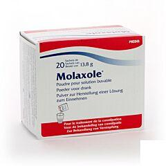 Molaxole Citroen 20 Zakjes