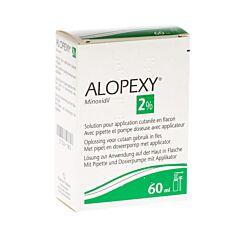 Alopexy 2% Liquid 1x60ml