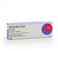 Ibuprofen Teva Gel 120g