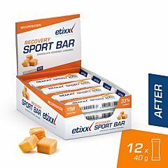 Etixx Recovery Plus Energy Sport Bar Caramel 12x40g