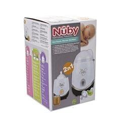 Nuby One Touch Electric Warmer Steriliser