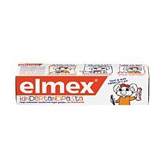 Elmex Dentifrice Enfant 2-6 ans Tube 50ml