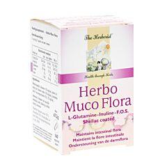 The Herborist Herbo Muco Flora 160 Gélules