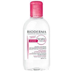 Bioderma Sensibio H2O AR Solution Micellaire Anti-Rougeurs Peaux Sensibles Flacon 250ml