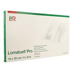 Lomatuell Pro 10x20cm Steriel 8 Stuks