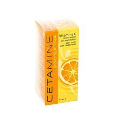Cetamine 500 Extra Zonder Suiker 60 Zuigtabletten