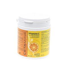 Cetamine 500 Extra Vitamine C Sans Sucre 250 Pastilles à Sucer