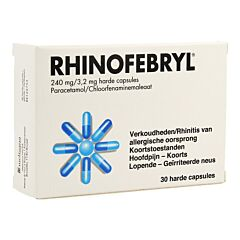 Rhinofebryl 30 Capsules