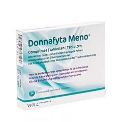 Donnafyta Meno Tabl 30 X 6,5 Mg
