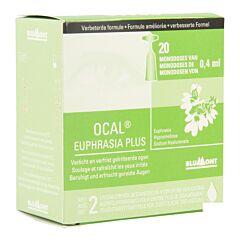 Ocal Euphrasia Plus 20 Monodoses x 0,4ml