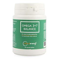 Natural Energy Omega 3+7 Balance 90 Capsules