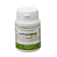PharmaNutrics Vitamine B12 1000mcg 60 Comprimés à Croquer