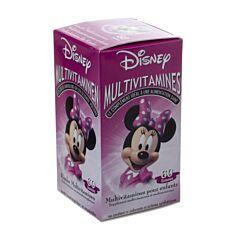 Disney Minnie Mouse Multivitamines Enfants 60 Gummies