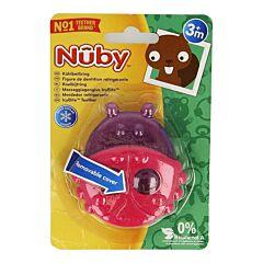 Nuby Anneau de Dentition Réfrigérante 3m+ 1 Pièce