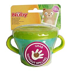 Nuby C Boite Biscuits Fruits Plus12m