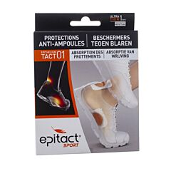 Epitact Sport Protections Anti-Ampoules 4 Pièces